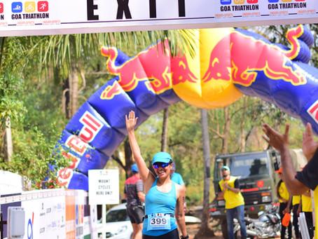 Goa Olympic Tri! My Dream 4.0