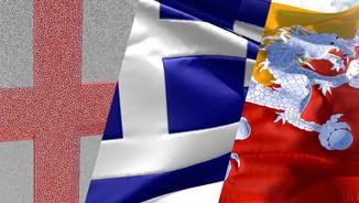 ALMUNDO Flags