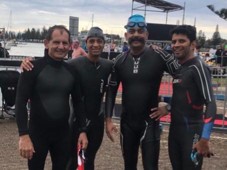 Race Report - IM Australia (Port Macquarie)  by Rahul Kulkarni (as told to Parul Sheth)