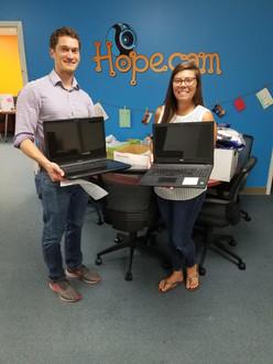 HopeCam Delivery
