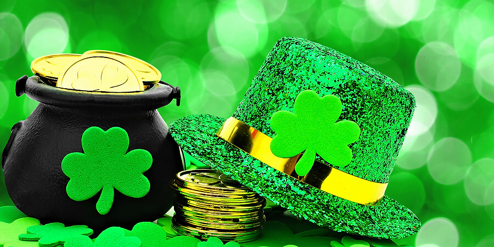 """Luck of the Irish"" Dinner"