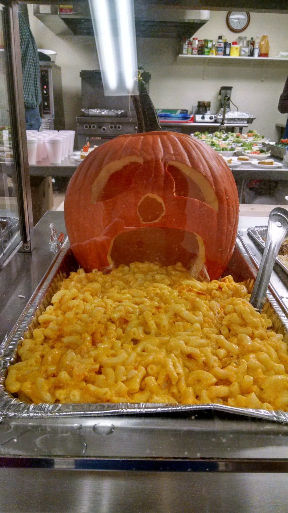 Spooky Halloween Meal For Homeless!