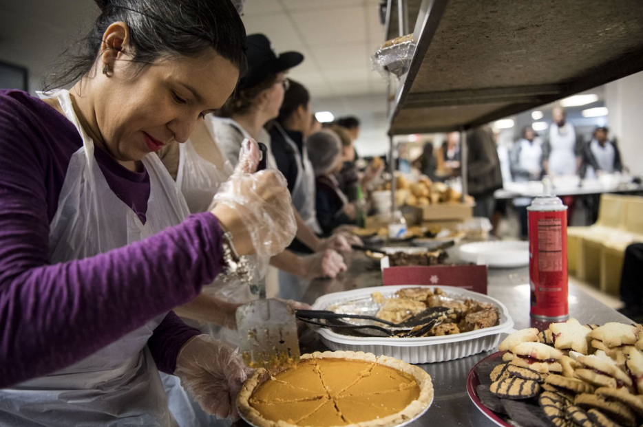 Washington Post: A holiday feast for D.C.'s homeless: Turkeys, green beans and 'all the smiles'