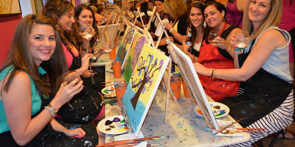 Painting with a Twist!