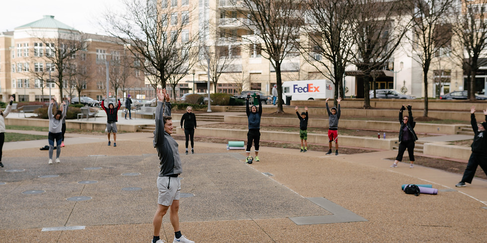 Charitable Boot Camp