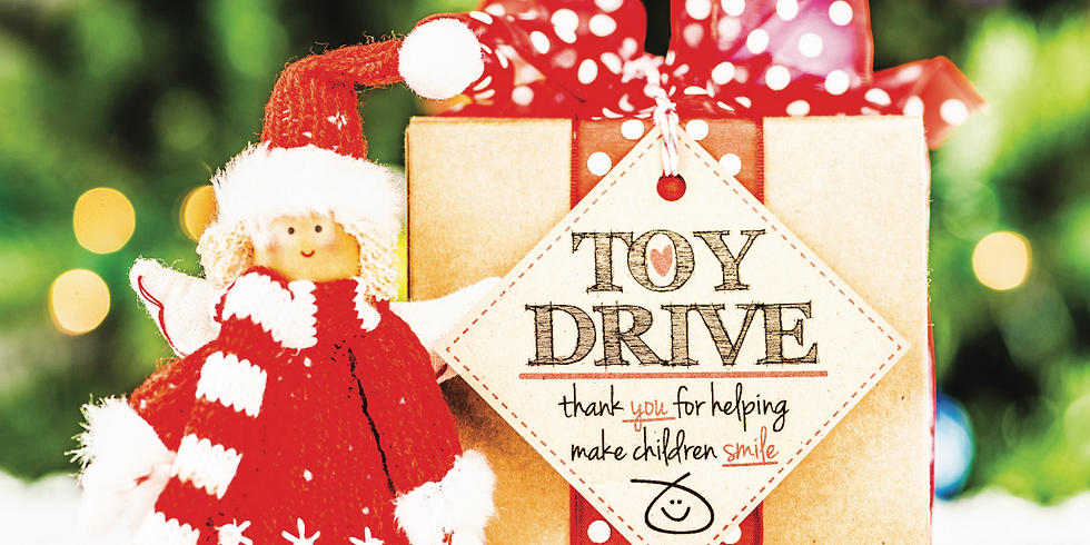 Toys for Tots Donation Drive #1