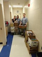 Dranesville Elementary 1,000 Book Drop O