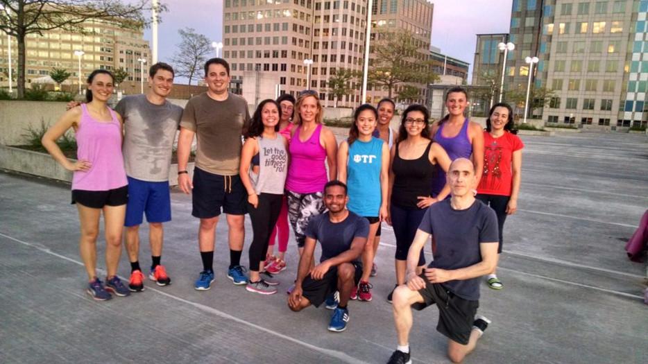 Fitness & Philanthropy