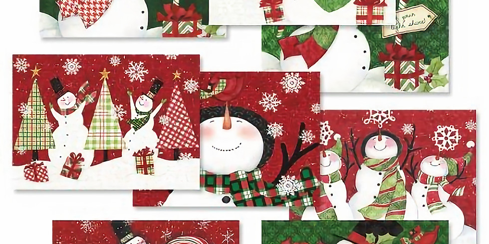 Christmas Cards for Homeless
