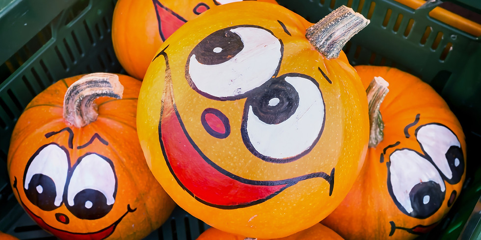 Halloween Pumpkin Decoration!