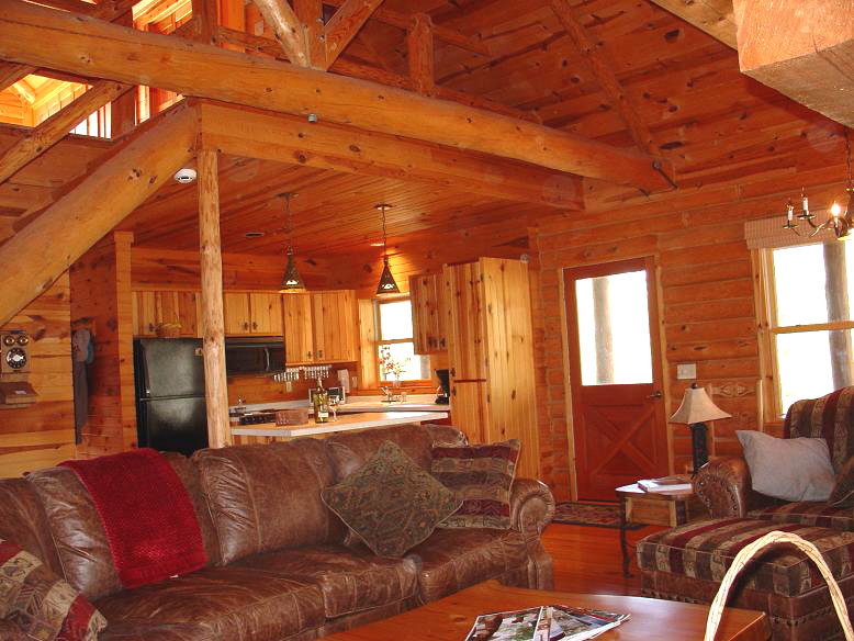 Log Beams