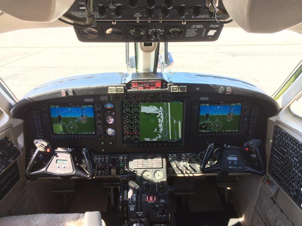 Stevens Aviation Sees Strong Growth in G1000 Upgrades
