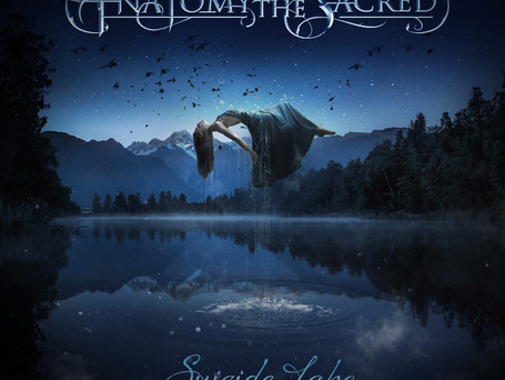 """""""Suicide Lake"""" by Anatomy of the Sacred - Available Now!"""