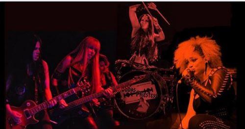 Judas Priestess - All Female Judas Priest Tribute Band