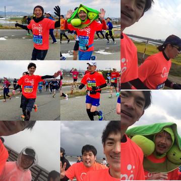 とくしまマラソン2019
