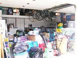 Before - Garage