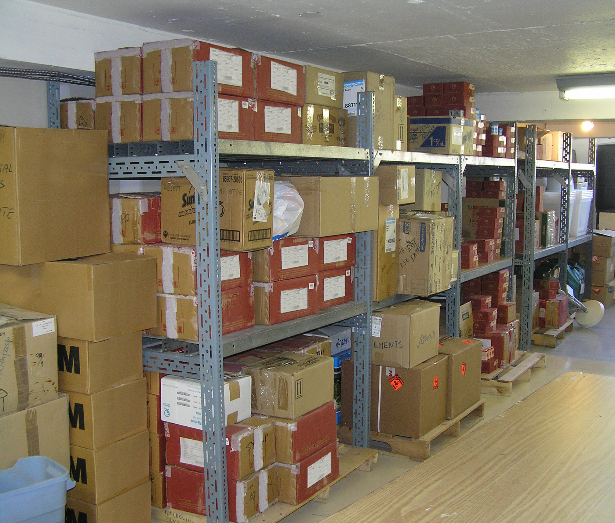 After - Stockroom