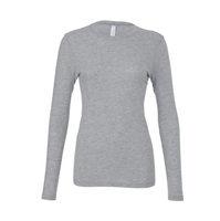 Womens Long Sleeve Gray