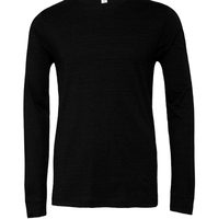Mens Long Sleeve Black