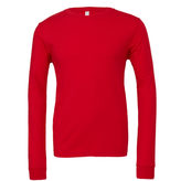 Mens Long Sleeve Red