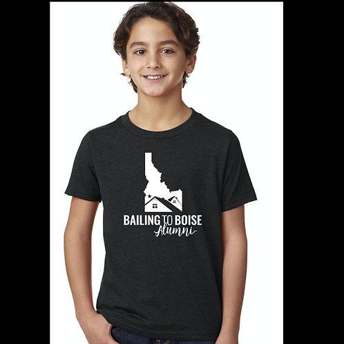 Youth Bailng to Boise Alumni T shirt