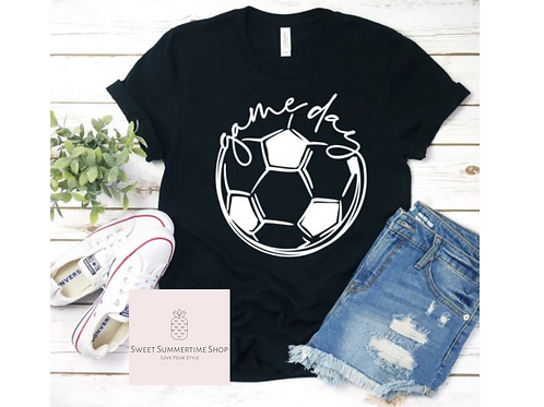 Game Day Soccer Shirt
