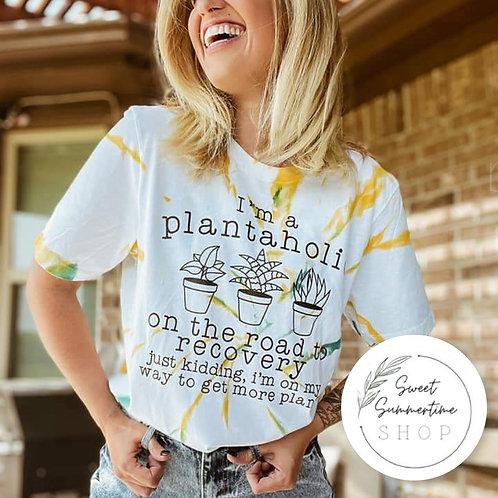 Plantaholic