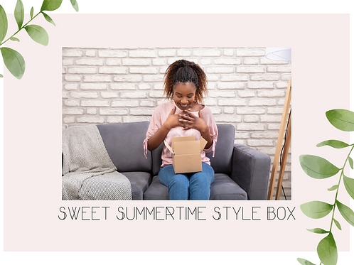 Sweet Summertime Style Box - April