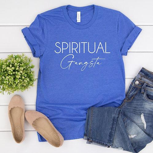 Spiritual Gangsta T Shirt