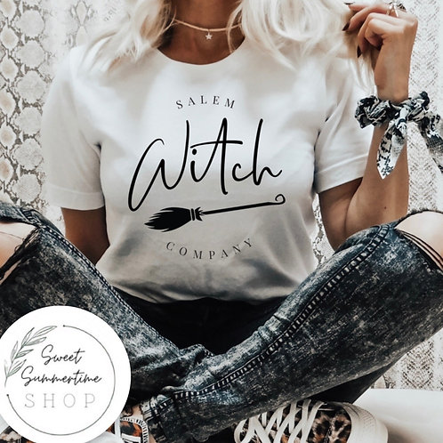 Witch company shirt