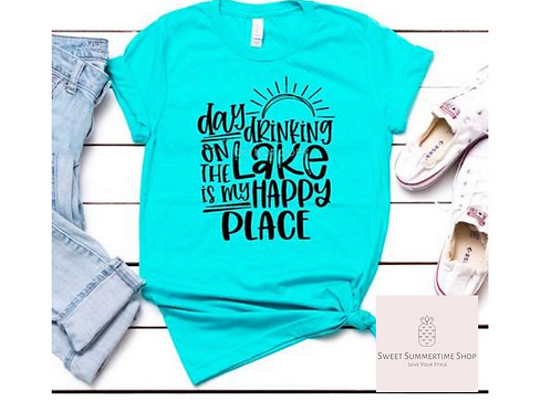 Day Drinking on the Lake Shirt