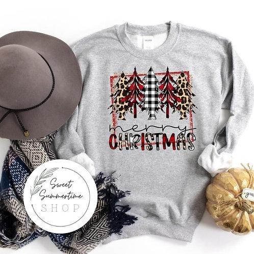 Merry Christmas tee or sweatshirt