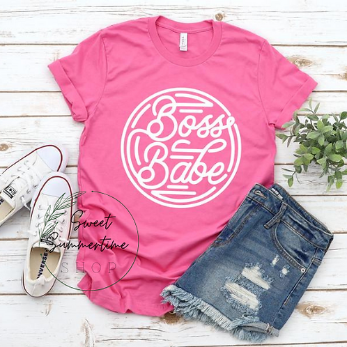 Boss Babe Shirt