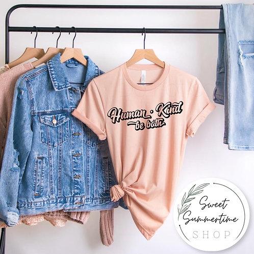 Human Kind shirt
