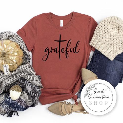 Grateful tee shirt
