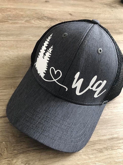 Washington Hat  - Trucker hat