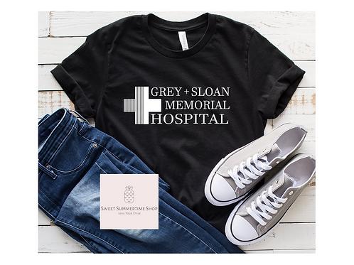 Grey Sloan Hospital Tee
