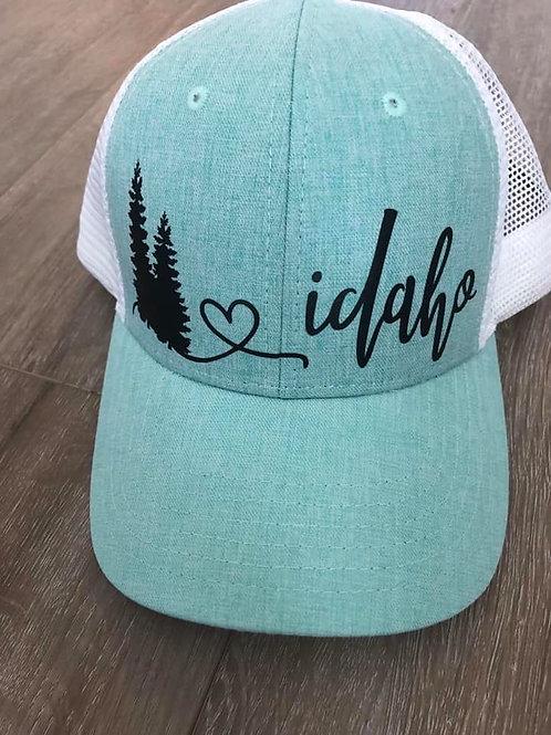Idaho Hat  - Trucker hat