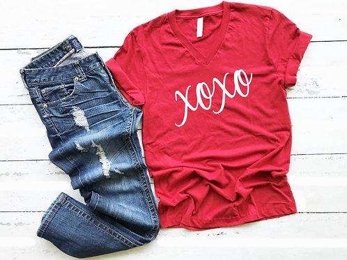 XOXO Valentine  Women's T Shirt