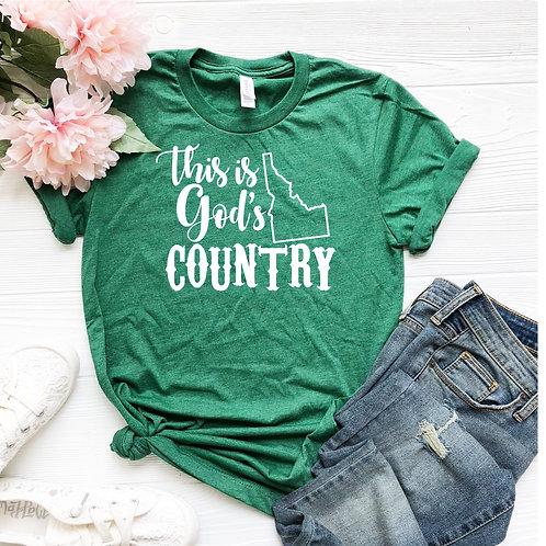 Idaho Women's T Shirt