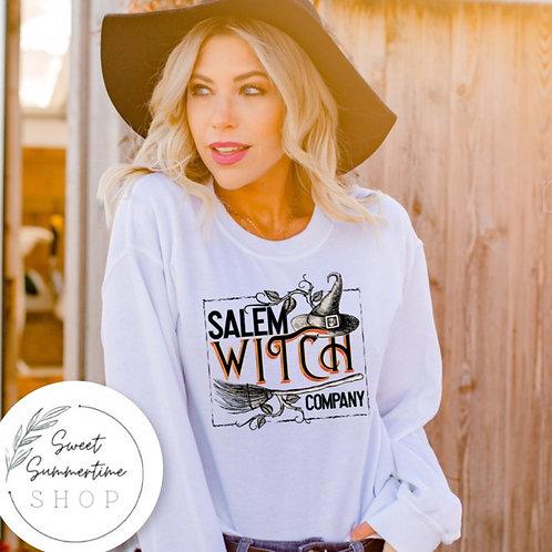 Salem witch company tee shirt