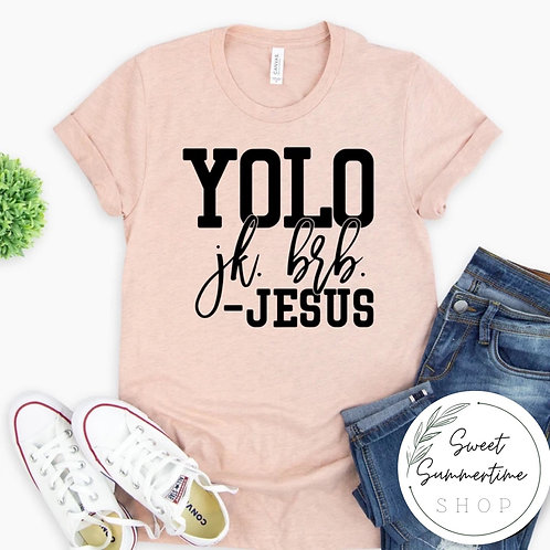 Yolo Easter Shirt