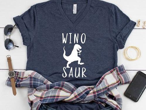 Wino Saur Women's T Shirt