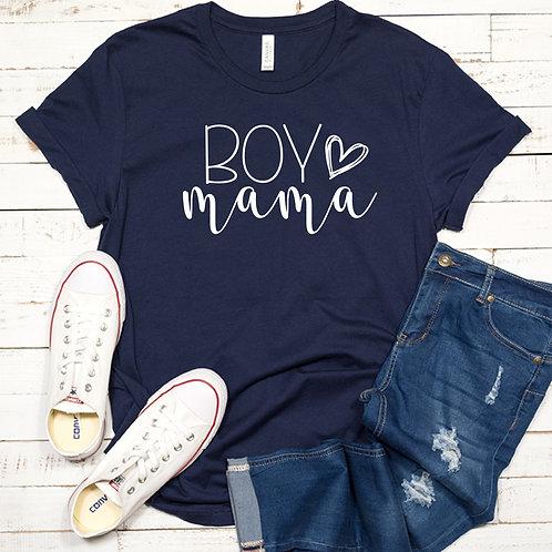 Boy Mama Women's T Shirt