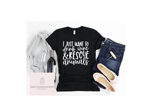 Rescue animals Shirt