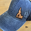 Thumbnail: Idaho Pine Tree leather patch hat