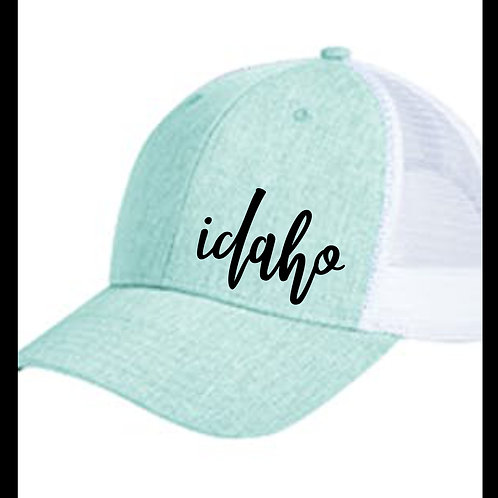 Idaho Hat - Simple Style  - Trucker hat