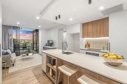 Kitchen/Living/Balcony