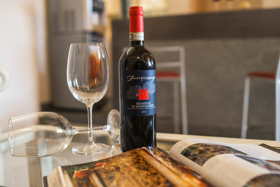 Wine & Glass