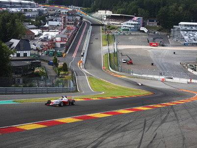 British F3 | Preview: Shuffled Packs Of Playing Cards In Spa-Francorchamps